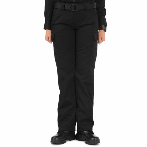 5.11 TACTICAL WOMENS PDU CLASS-B TWILL PANTS BLACK 20