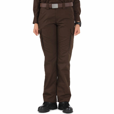 5.11 TACTICAL WOMENS TACLITE PDU CLASS-B PANT BROWN 20