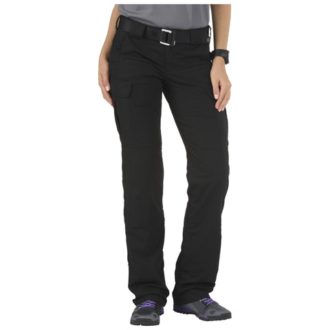5.11 TACTICAL WOMENS STRYKE PANT BLACK 20 REGULAR