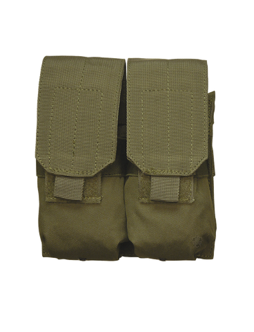 5IVE STAR GEAR M14/M16 DOUBLE MAG MOLLE POUCH OD