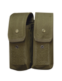 5IVE STAR GEAR M4/AK DOUBLE MAG MOLLE POUCH OD