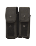5IVE STAR GEAR M4/AK DOUBLE MAG MOLLE POUCH BLACK
