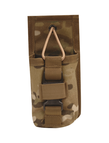 5IVE STAR GEAR UNIVERSAL RADIO MOLLE POUCH MULTICAM