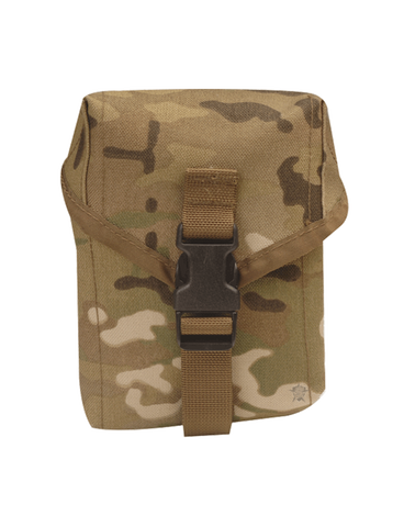 5IVE STAR GEAR 100RND SAW MOLLE POUCH MULTICAM