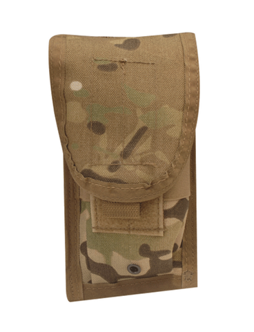 5IVE STAR GEAR DOUBLE M4 MAG MOLLE POUCH MULTICAM