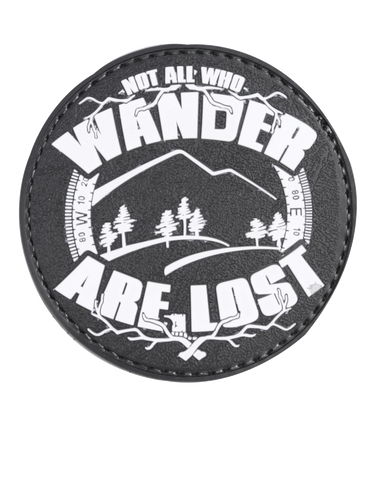 5IVE STAR GEAR NOT ALL WHO WANDER MORALE PATCH