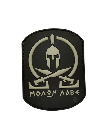5IVE STAR GEAR MOLON BLACK MORALE PATCH