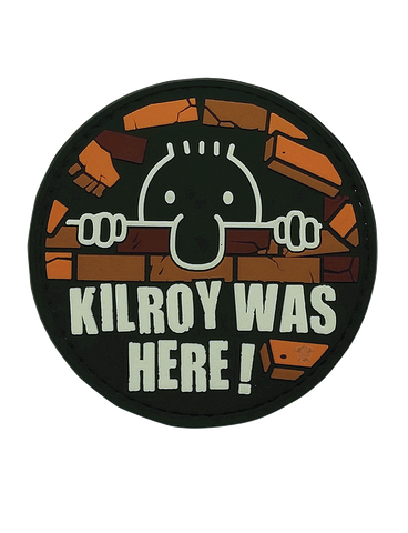 5IVE STAR GEAR KILROY MORALE PATCH