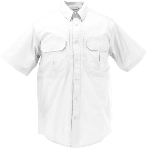5.11 TACTICAL TACLITE PRO S/S SHIRT WHITE 3XL