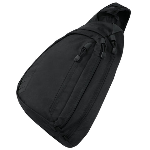 CONDOR SECTOR SLING BAG BLACK