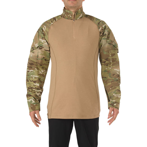 5.11 TACTICAL RAPID ASSAULT SHIRT MULTICAM 3XL