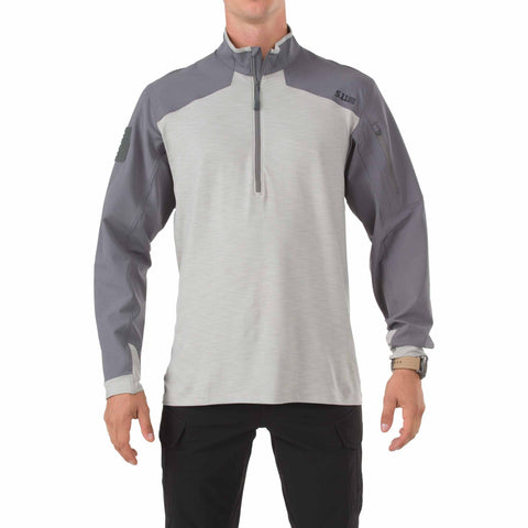 5.11 TACTICAL RAPID HALF ZIP STORM 2XL