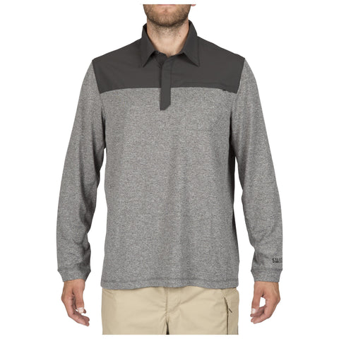 5.11 TACTICAL RAPID LS POLO VOLCANIC 2XL