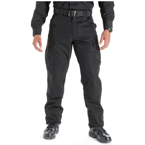 5.11 TACTICAL RIPSTOP TDU PANTS BLACK 6XL REGULAR