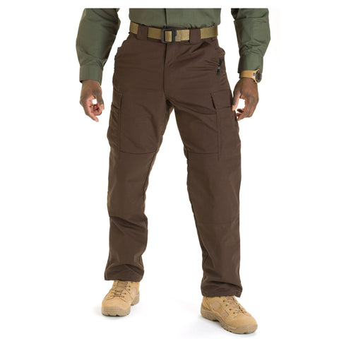 5.11 TACTICAL RIPSTOP TDU PANTS BROWN 4XL SHORT