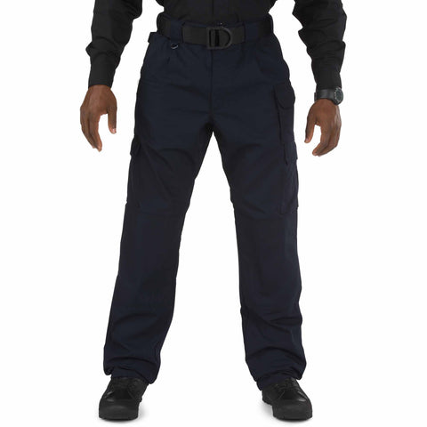 5.11 TACTICAL TACLITE PANTS - LG DARK NAVY 54 UNHEMMED