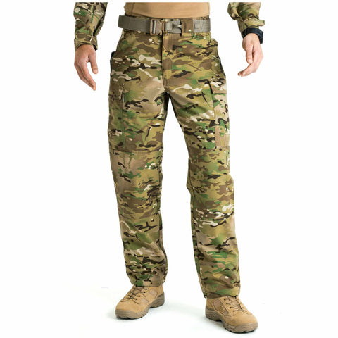 5.11 TACTICAL MULTICAM TDU PANTS MULTICAM 3XL SHORT