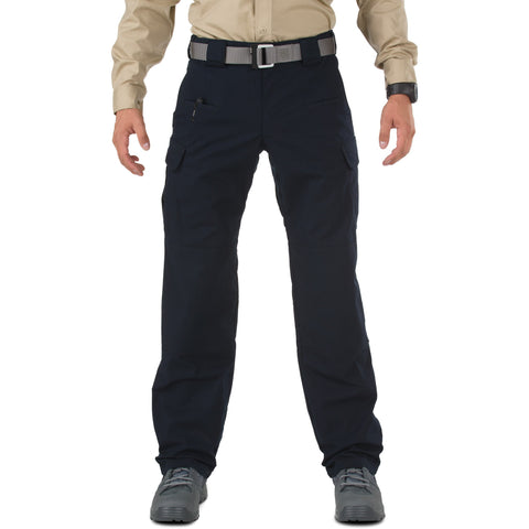 5.11 TACTICAL STRYKE PANT W/FLEX TAC DARK NAVY 54 UNHEMMED