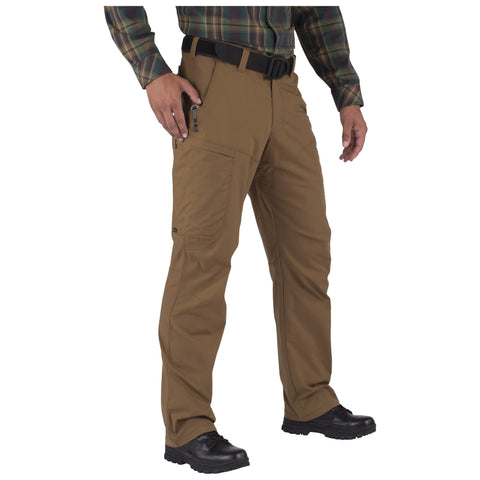 5.11 TACTICAL APEX PANT BATTLE BROWN 44 36