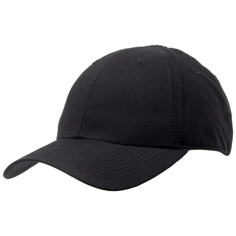 5.11 TACTICAL TACLITE UNIFORM CAP BLACK 1 SZ