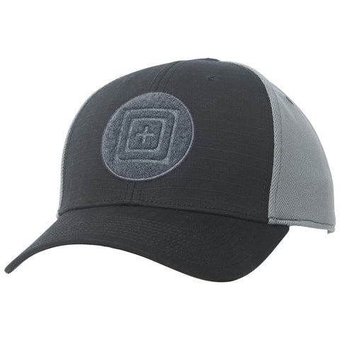 5.11 TACTICAL DOWNRANGE CAP 2.0 BLACK L/XL