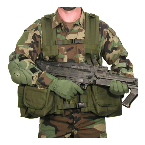 BLACKHAWK ISSAK - 60/SAW GUNNER-T-Box Tactical