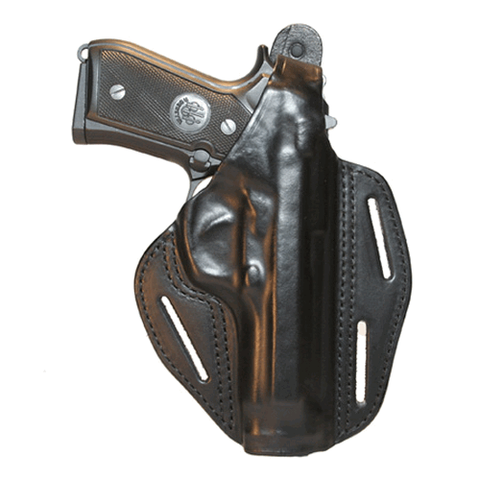 BLACKHAWK LEATHER PANCAKE HOLSTER