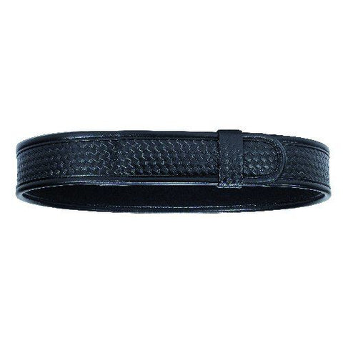 ()-AccuMold Elite Buckleless Duty Belt(Basket Weave, BI-22737)