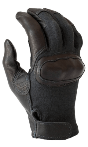 HWI GEAR HARD KNUCKLE TACTICAL GLOVE BLACK XS
