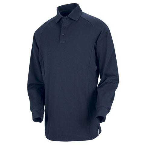HORACE SMALL NEW DIMENSION LS POLO SHIRT