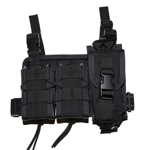 HIGH SPEED GEAR Active Shooter Leg Rig Combo