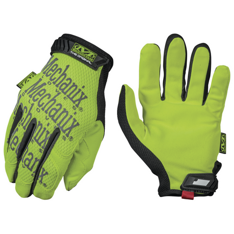 MECHANIX WEAR-HI-VIZ ORIGINAL GLOVE-T-Box Tactical