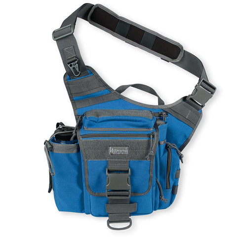 Maxpedition Jumbo Versipack Royal Blue - Foliage