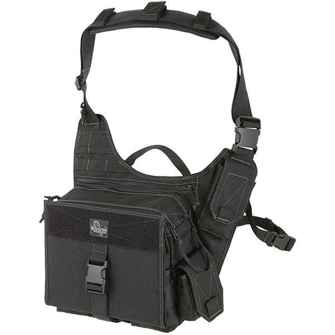Maxpedition Jumbo A.S.R Versipack Black