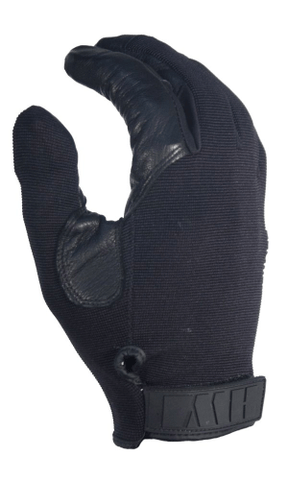HWI GEAR PUNCTURE/CUT RESISTANT GLOVE BLACK XS