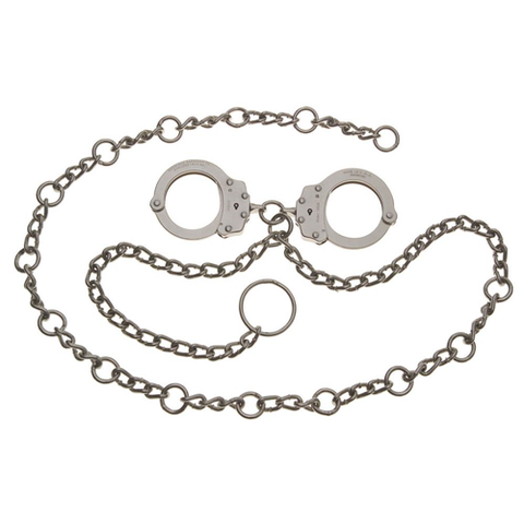 PEERLESS 7003C #3 WAIST CHAIN, HANDS AT NAVEL-T-Box Tactical