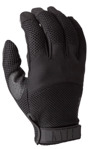 HWI GEAR UNLINED TOUCHSCREEN GLOVES BLACK XS