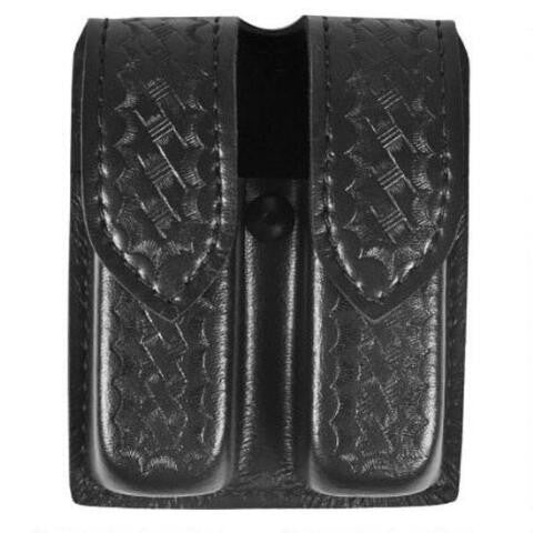 SAFARILAND MODEL 77 DOUBLE MAGAZINE POUCH STX BASKET WEAVE-T-Box Tactical