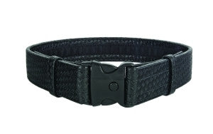 "2"" DUTY BELT W/HOOK, AIRTEK, BASKETWEAVE, SIZES 58-66"