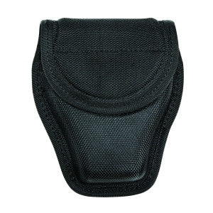 HERO'S PRIDE BALLISTIC NYLON HANDCUFF CASE - DOUBLE - LARGE