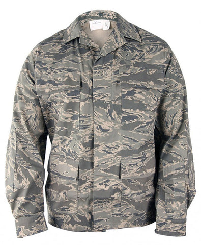 Propper Men's ABU Coat Air Force Digital Tiger Stripe 52-REG