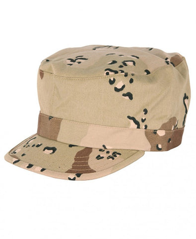 Propper BDU Patrol Cap 6-Color Desert XL
