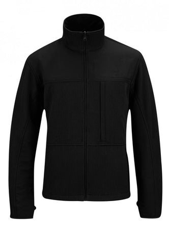 Propper Full Zip Tech Sweater Black 2XL-LONG