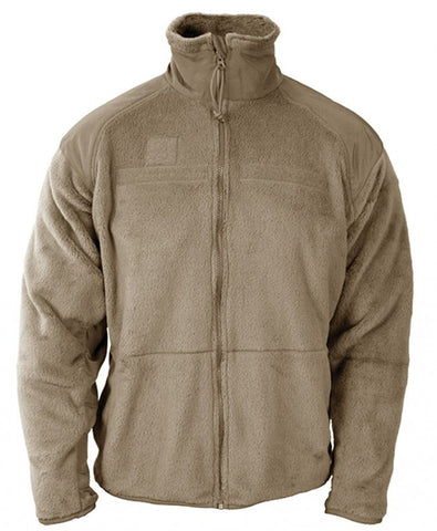 Propper Gen III Fleece Jacket Tan 2XL-LONG