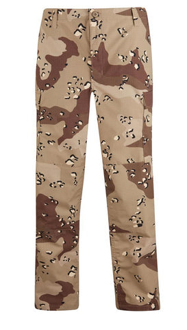 Genuine Gear BDU Trouser 6-Color Desert 2XL-REG