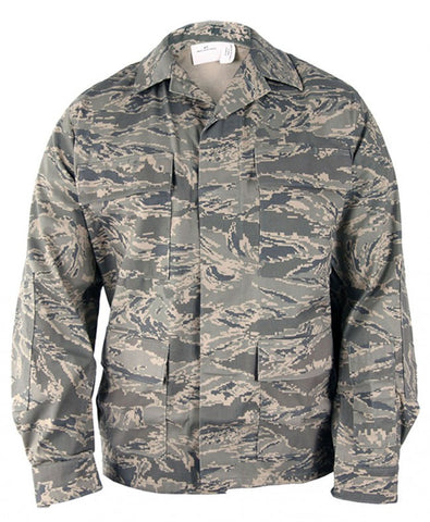 Propper Men's NFPA-Compliant ABU Coat Air Force Digital Tiger Stripe 50-REG