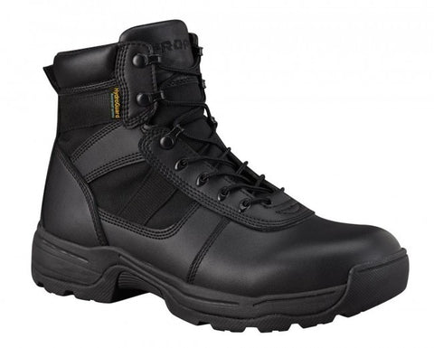 "Propper Series 100 6"" Side Zip Waterproof Boot Black 9W"