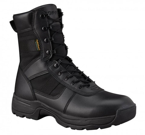 "Propper Series 100 8"" Side Zip Waterproof Boot Black 9W"