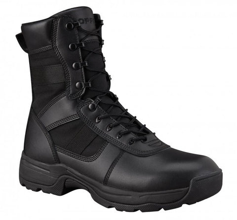"Propper Series 100 8"" Side Zip Boot Black 9W"