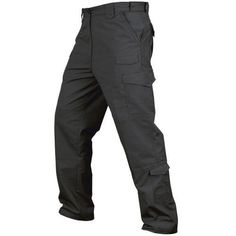 CONDOR SENTINEL TACTICAL PANTS BLACK 44X37